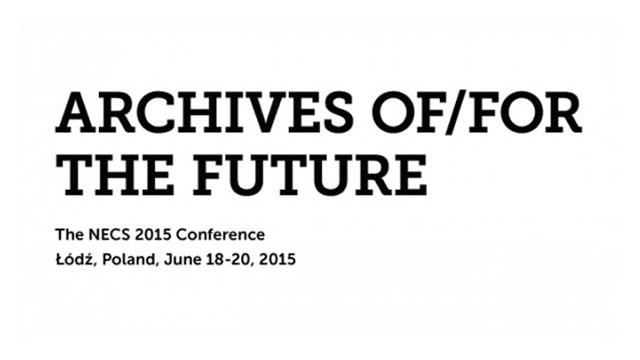 NECS Conference - May 2015
