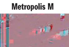 Interview - Metropolis M - January 2018